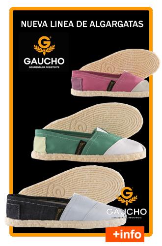 Alpargatas de Gaucho