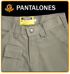 Pantalones de trabajo, toda la linea cargo